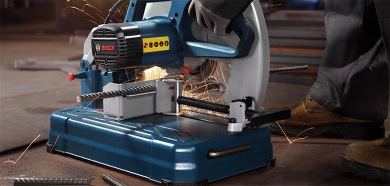 Những ưu điểm vượt trội của máy cắt sắt Bosch GCO 2