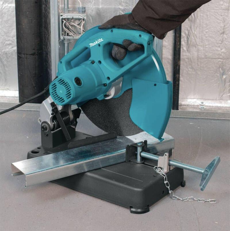 Tổng quan về sản phẩm máy cắt sắt Makita LW1401