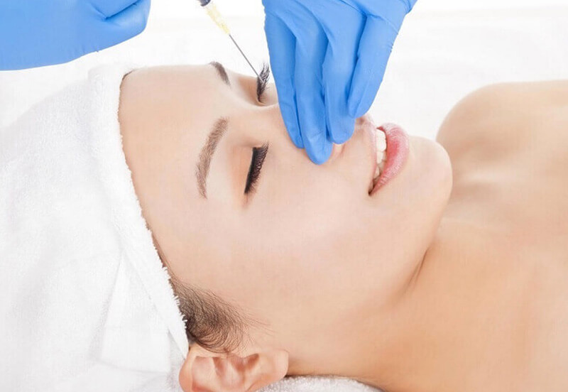 Quy trình nâng mũi không phẫu thuật chuyên nghiệp và an toàn