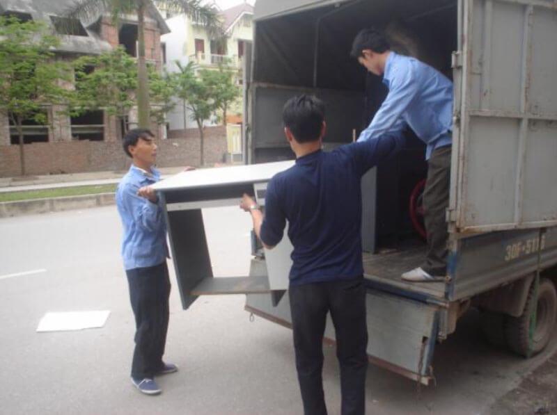 Dịch vụ bốc xếp hàng hóa trọn gói quận 5 TP HCM
