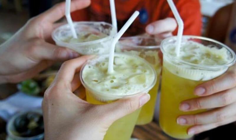 Nước mía giúp giải bia rượu hiệu quả, cho người say