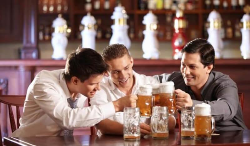 Cách giải bia rượu nhanh chóng và hiệu quả