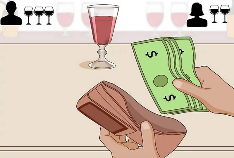 Đặt giới hạn cho đêm dựa trên khả năng chịu rượu của bạn