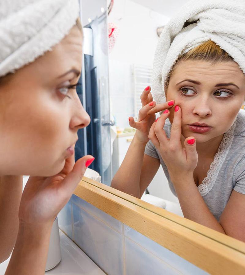 Làm thế nào để cải thiện làn da mặt không đều mặt