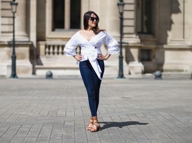 Mua sắm quần jean một cách vừa vặn nhất có thể