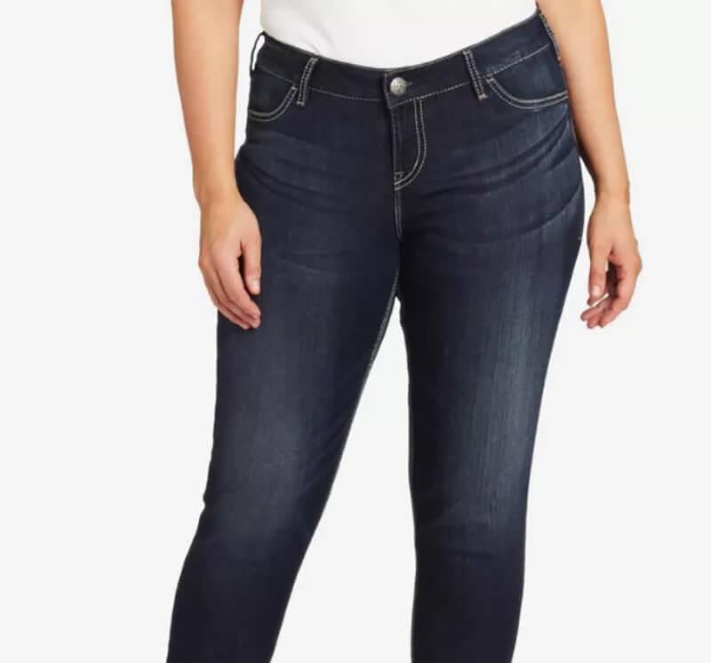 Chọn quần jean có độ co giãn