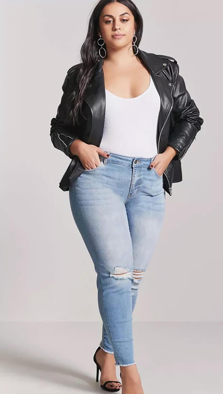 Skinny Jeans - Một phong cách thời trang mới lạ