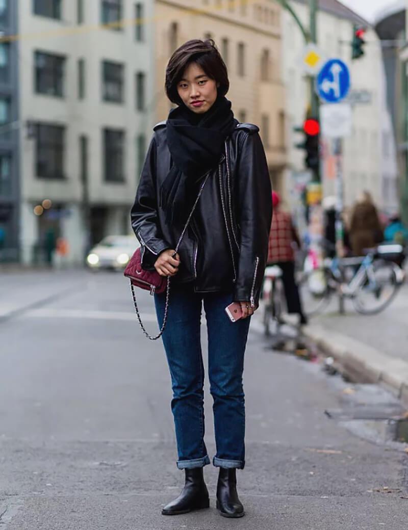 Trang phục thường ngày ấm áp