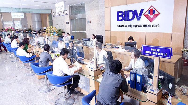 Bạn có thể lựa chọn nhiều cách vay tiền ngân hàng BIDV
