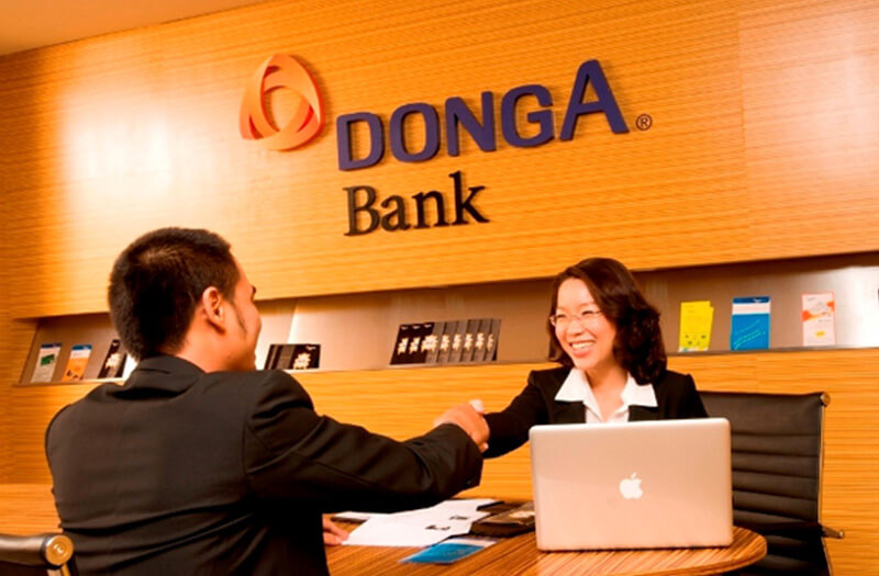 Có 4 hình thức vay tiền được ưa chuộng tại ngân hàng Đông Á.
