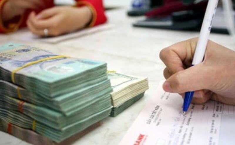 Vay tiền ngân hàng theo bảng lương với thủ tục nhanh gọn
