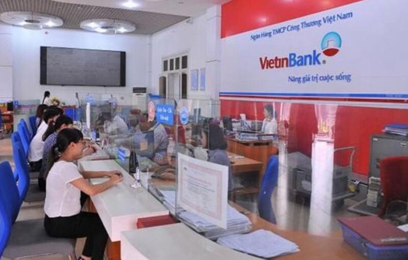 Vay vốn kinh doanh tại ngân hàng Vietinbank