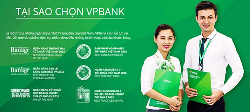 Vay vốn ngân hàng VP Bank