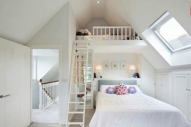 Thiết kế phòng ngủ nhỏ đẹp dành cho phòng 10m2