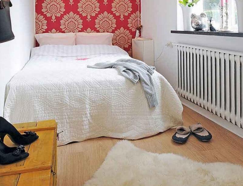 Thiết kế phòng ngủ nhỏ đẹp dành cho phòng 3m2