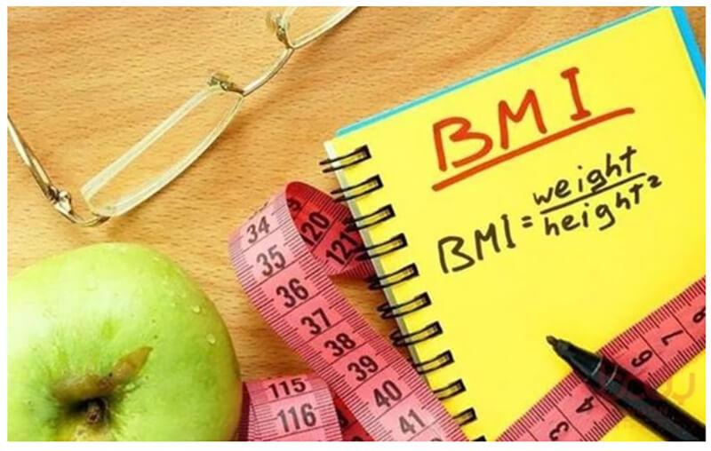 BMI thực chất là chỉ số khối cơ thể hay chỉ số thể trọng.