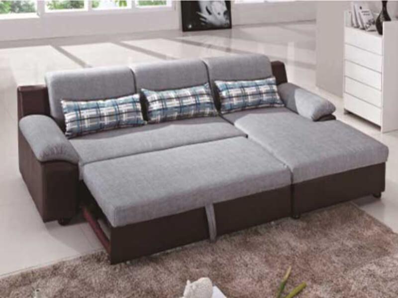 Mẫu sofa giường BN-Home 1805 với thiết kế hiện đại bắt mắt