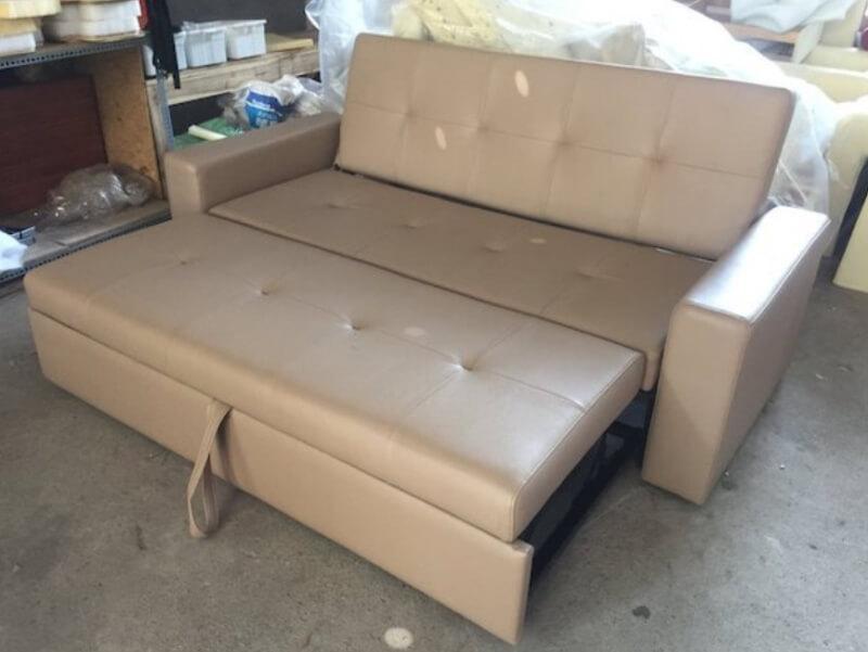 Mẫu sofa giường kéo DT – 11