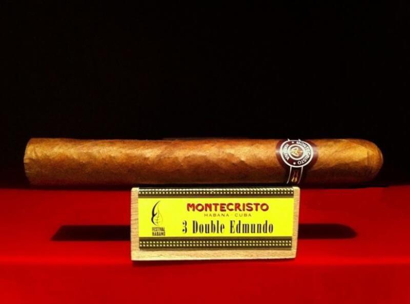 Montecristo Double Edmundo một trong những loại xì gà chất lượng nhất