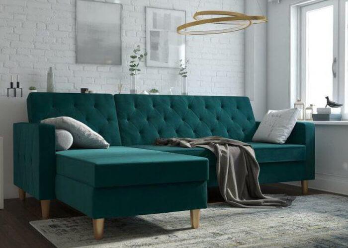 Top 7 ghế sofa kết hợp giường ngủ dành cho nhà nhỏ đẹp