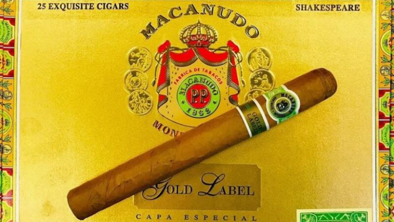 Macanudo một trong những loại xì gà ngon nhất thế giới