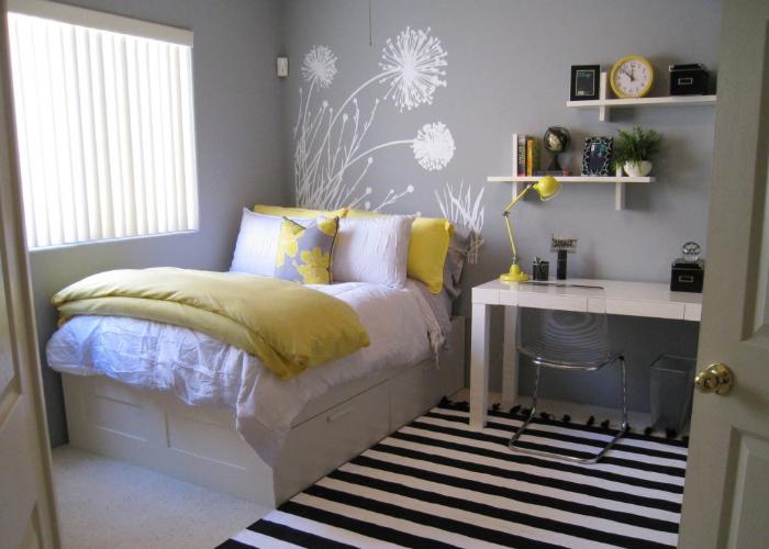 9 Mẫu thiết kế phòng ngủ nhỏ đẹp dành cho phòng 3m2, 5m2, 10 m5