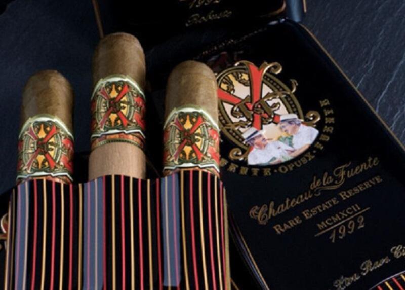 The Gurkha His Majesty's Reserve là niềm mơ ước của những dân chơi xì gà