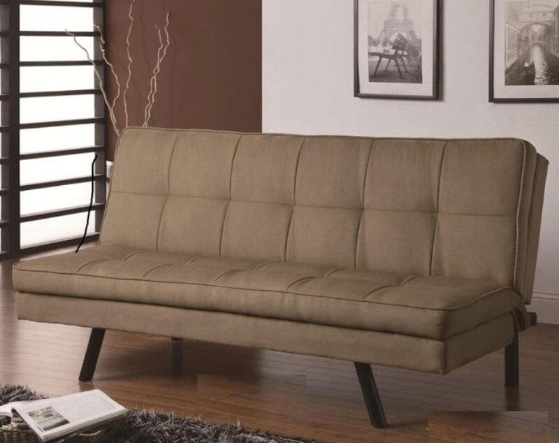 Sofa bed tiết kiệm không gian cho phòng khách